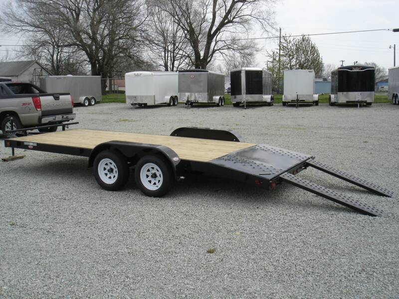 Axle Car Trailers For Sale