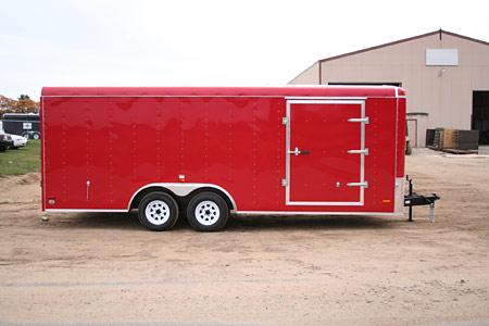 Cardinal Sales 765 529 2677 Cargo Trailers Haulmark Trailers